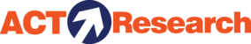 ACT Research Horizontal Logo
